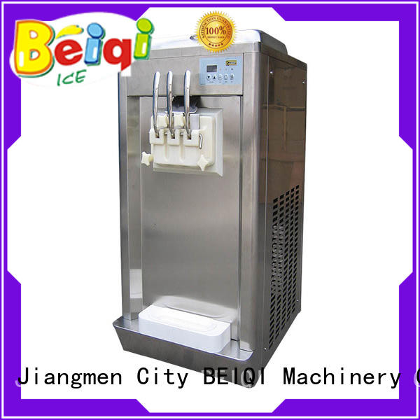 BEIQI durable soft Ice Cream Machine For Restaurant