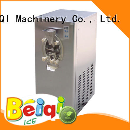 solid mesh Soft Ice Cream Machine for sale supplier For Restaurant