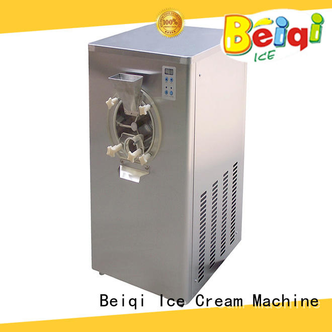 high-quality Soft Ice Cream Machine for sale ODM Snack food factory