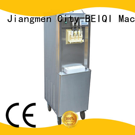BEIQI at discount Soft Ice Cream Machine for sale supplier Snack food factory