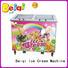 BEIQI latest Soft Ice Cream Machine for sale customization Snack food factory