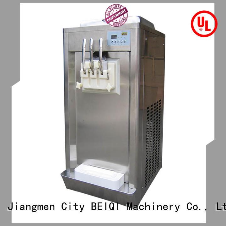 BEIQI portable Ice Cream Machine Manufacturers customization For Restaurant