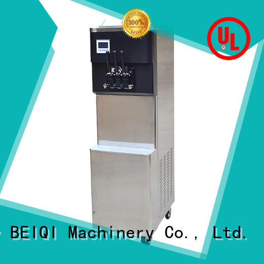 BEIQI at discount Soft Ice Cream Machine for sale buy now For Restaurant
