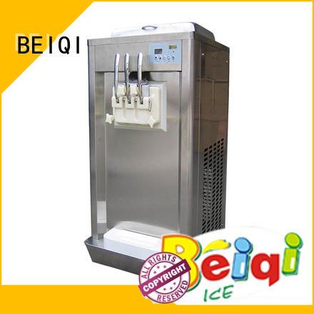 New design Soft Ice Cream Machine Frozen food Factory