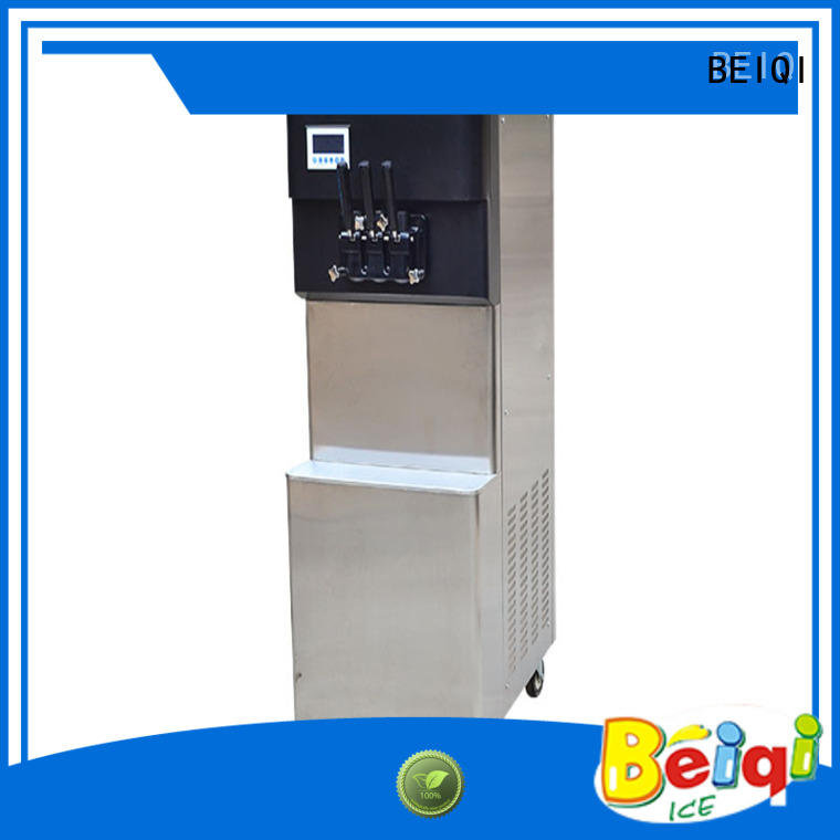 latest Soft Ice Cream Machine free sample Frozen food Factory