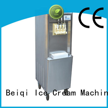 BEIQI at discount Soft Ice Cream Machine for sale for wholesale Frozen food Factory