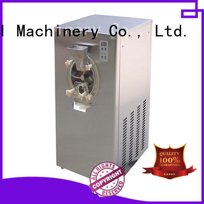 BEIQI excellent technology hard ice cream freezer bulk production Frozen food factory