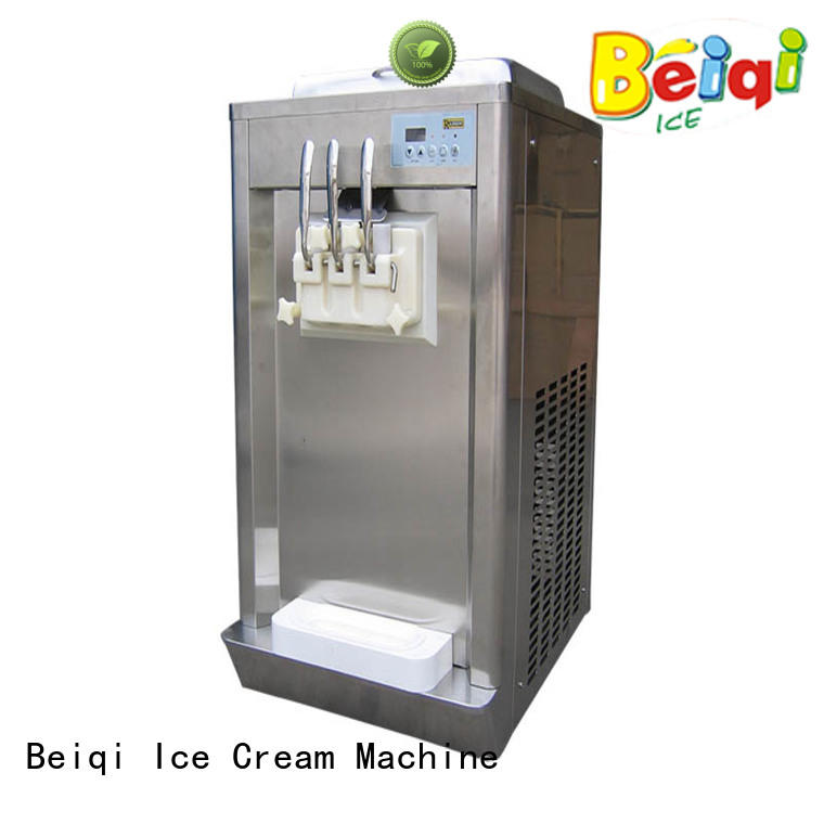 latest Soft Ice Cream Machine for sale bulk production Frozen food Factory