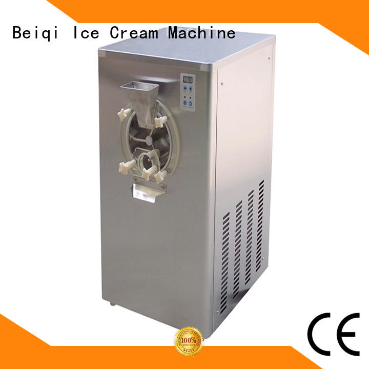 BEIQI funky Soft Ice Cream Machine for sale supplier Frozen food Factory