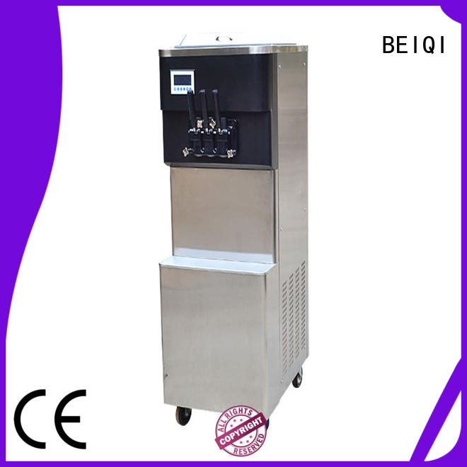 Soft Ice Cream Machine for sale free sample Frozen food Factory BEIQI
