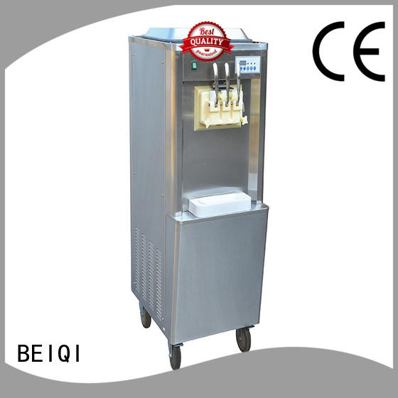 solid mesh Soft Ice Cream Machine for sale bulk production Snack food factory