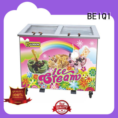 BEIQI funky Soft Ice Cream Machine for sale get quote Frozen food Factory