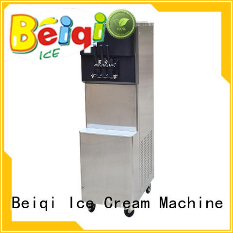 different flavors Soft Ice Cream maker buy now For Restaurant BEIQI