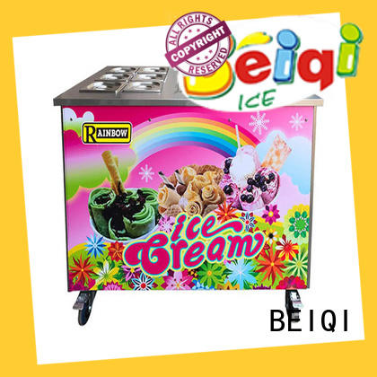 BEIQI solid mesh Fried Ice Cream Maker get quote For commercial