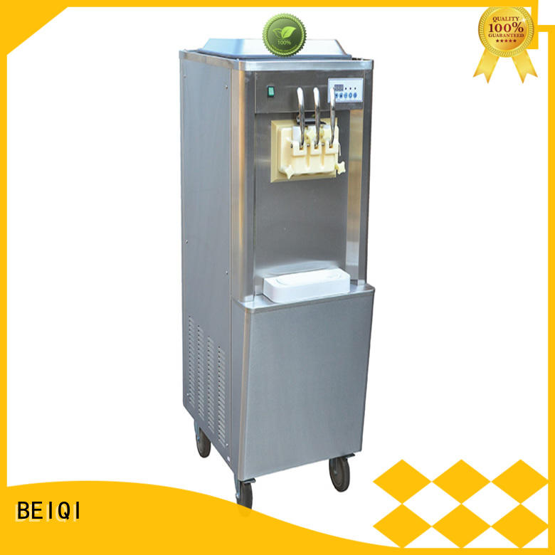 BEIQI funky soft Ice Cream Machine free sample For Restaurant