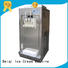 BEIQI silver commercial ice cream machines for sale get quote Snack food factory