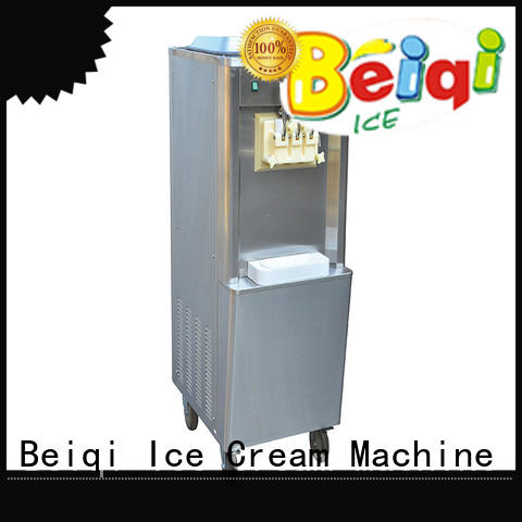 BEIQI on-sale Soft Ice Cream Machine for sale supplier Frozen food Factory