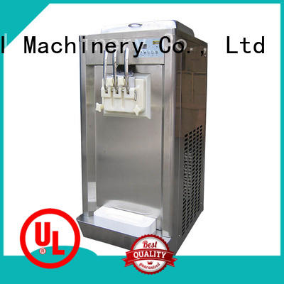 BEIQI solid mesh professional ice cream machine supplier For Restaurant