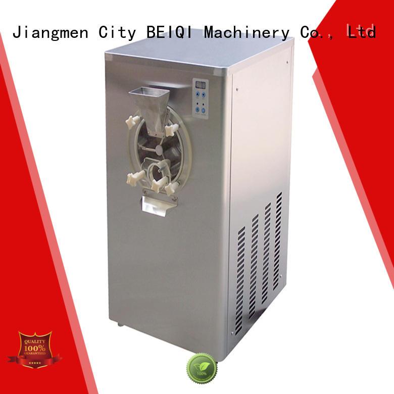 BEIQI Soft Ice Cream Machine for sale ODM Frozen food Factory