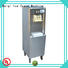 BEIQI portable commercial soft ice cream maker free sample Snack food factory
