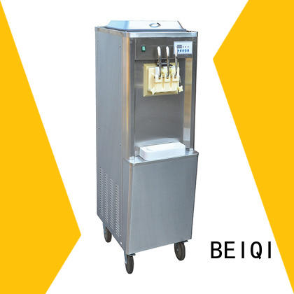 soft Ice Cream Machine Frozen food Factory BEIQI