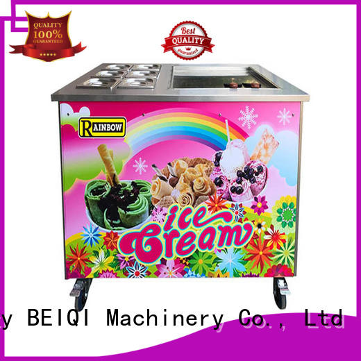 durable Soft Ice Cream Machine for sale bulk production Snack food factory