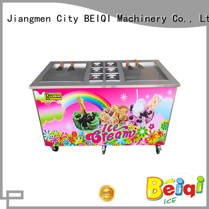 Soft Ice Cream Machine for sale free sample For Restaurant BEIQI
