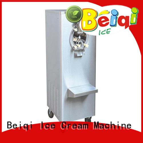 Soft Ice Cream Machine for sale customization Frozen food Factory