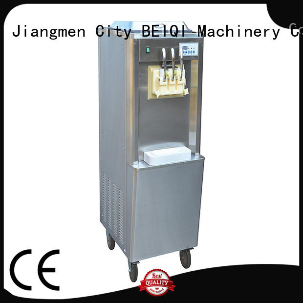 BEIQI at discount Soft Ice Cream Machine for sale ODM Snack food factory
