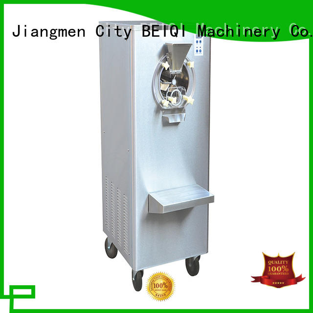 BEIQI AIR hard ice cream freezer get quote For dinning hall