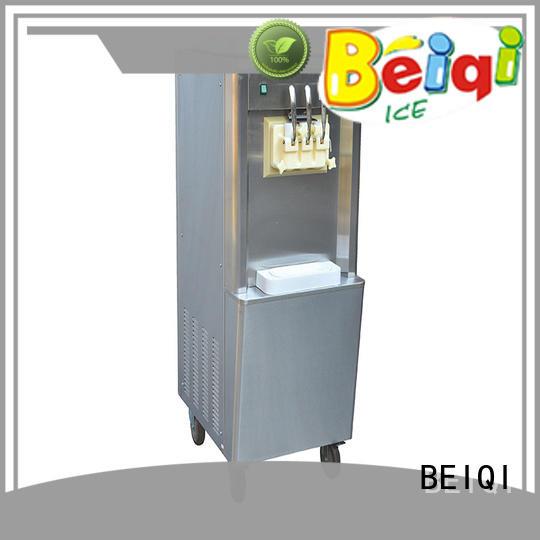 portable Soft Ice Cream Machine for sale customization Frozen food Factory