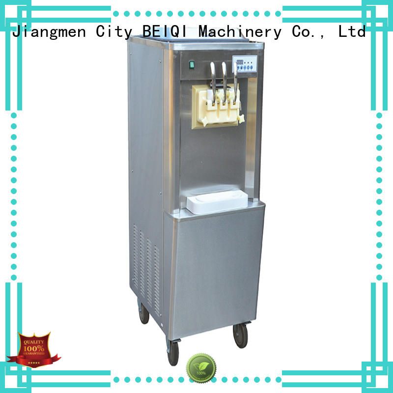 BEIQI high-quality Soft Ice Cream Machine for sale get quote Frozen food Factory