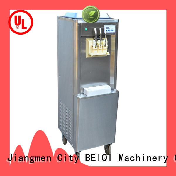 portable Ice Cream Machine Manufacturers commercial use free sample Snack food factory