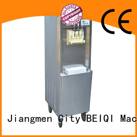 portable soft serve ice cream machine silver supplierFor Restaurant