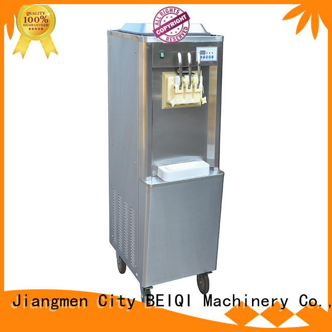 BEIQI Breathable Ice Cream Machine Supplier ODM For dinning hall