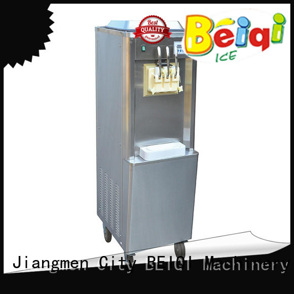 BEIQI solid mesh buy ice cream machine for wholesale Frozen food factory