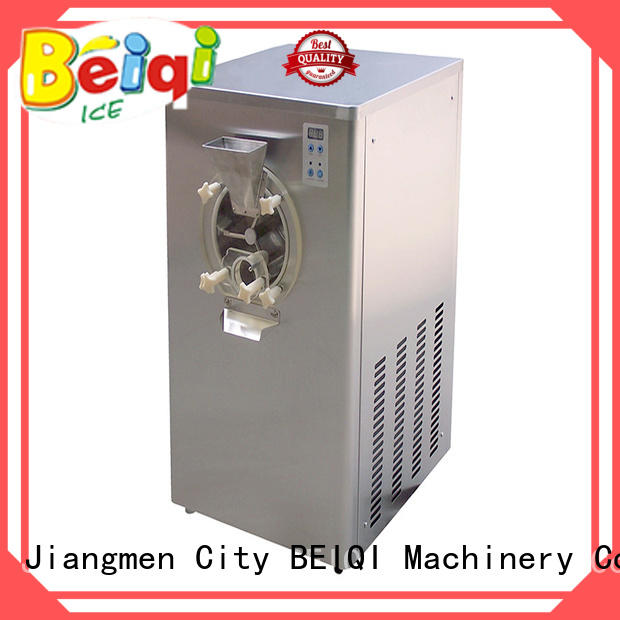 at discount hard ice cream freezer AIR ODM Snack food factory