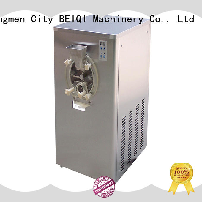 at discount Soft Ice Cream Machine for sale bulk production Frozen food Factory