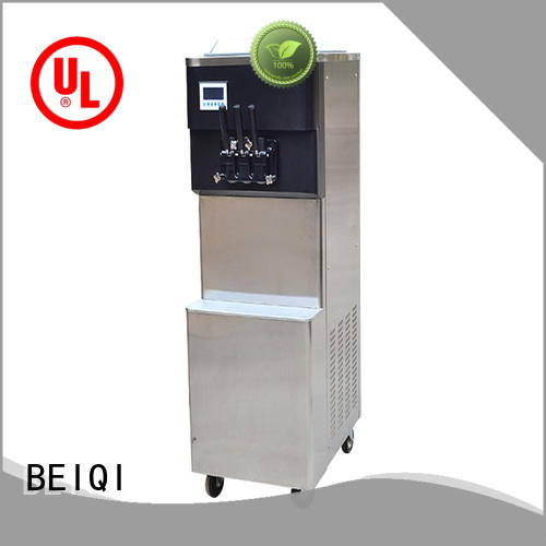 funky Soft Ice Cream Machine for sale buy now Snack food factory