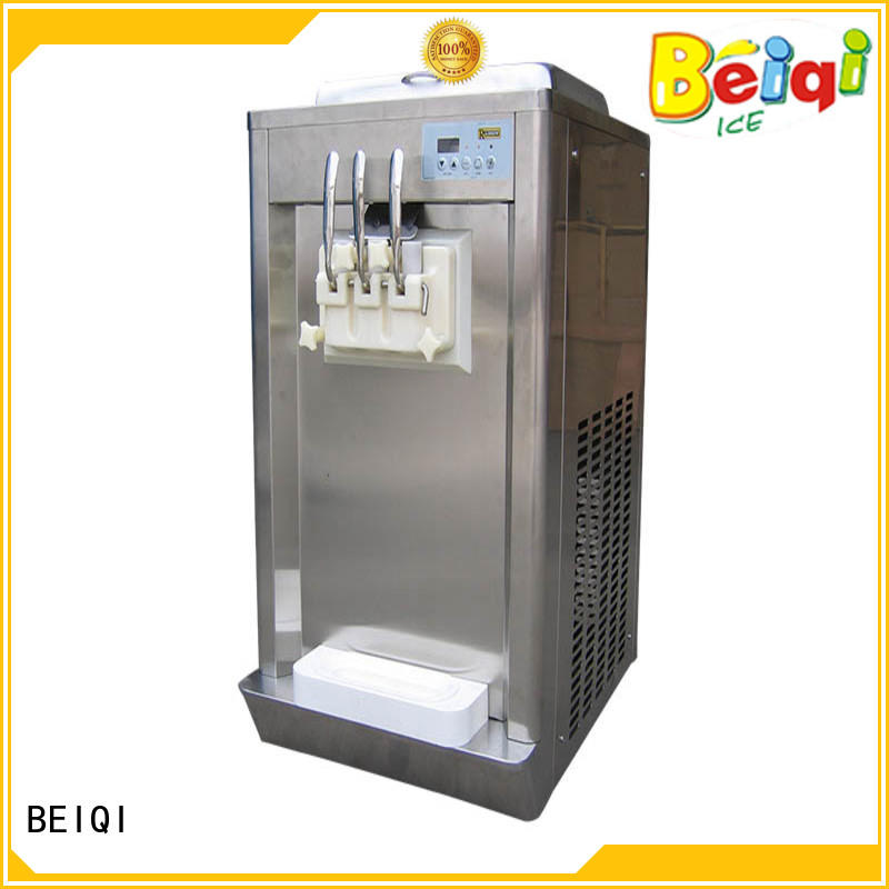 BEIQI Breathable ice cream maker machine buy now Frozen food factory