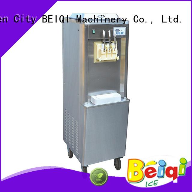 BEIQI Soft Ice Cream Machine for sale OEM For Restaurant
